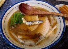 三くは大阪福島の行列ができる魚介系ラーメン店!セットがお得!